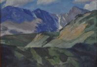 MountainSidesTaylorGlacier-Colorado